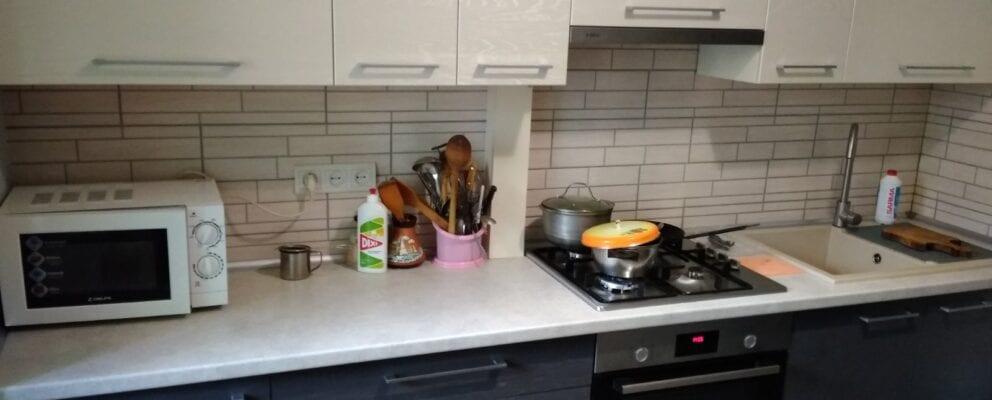 Кухня 15/03/2021