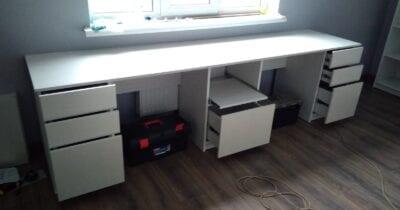 Робочий стіл в квартиру