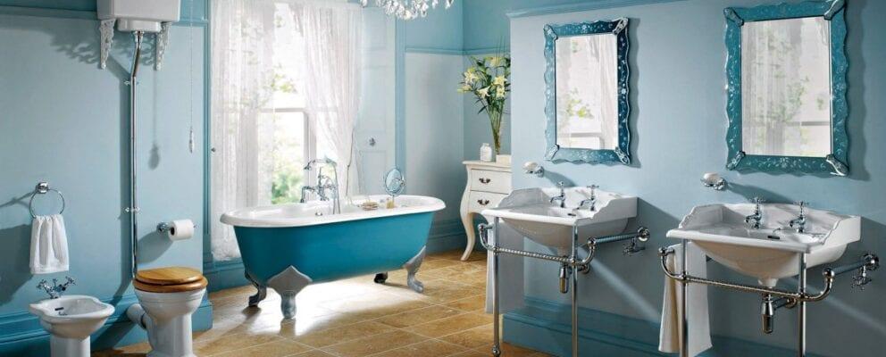 Основні меблі ванної кімнати